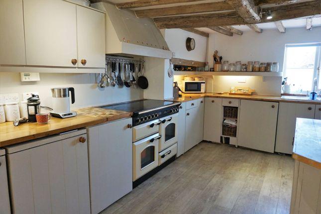 Kitchen of The Row, Elham, Canterbury CT4