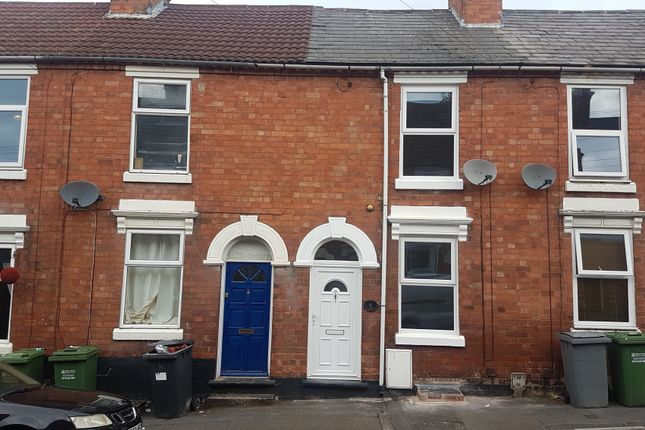 Thumbnail Terraced house to rent in East Street, Kidderminster