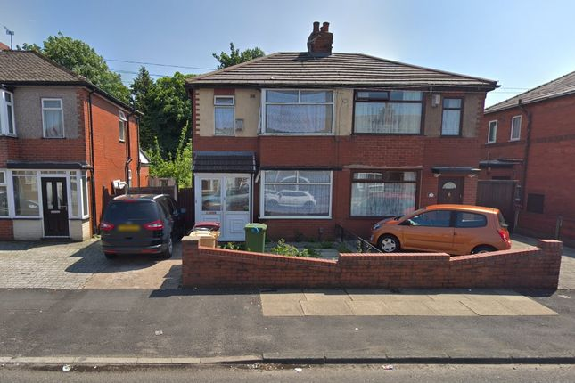 Leveredge Lane, Bolton BL3