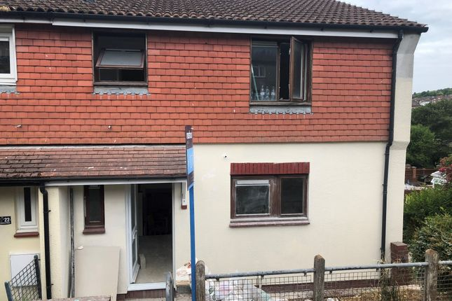 Thumbnail Terraced house to rent in Penhurst Place, Brighton