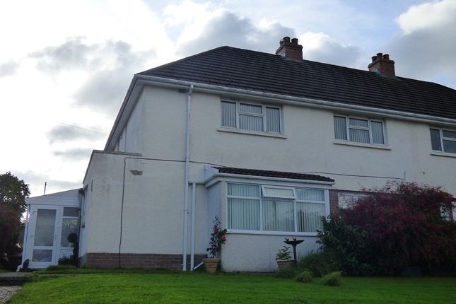 2 bed flat for sale in 25A Heol Penlan, Longford, Neath. SA10