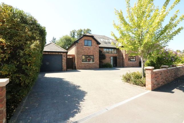 Thumbnail Detached house for sale in College Avenue, Egham