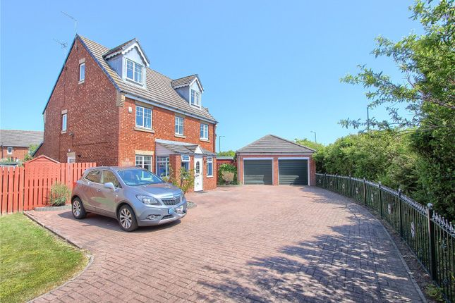 Thumbnail Detached house for sale in Talisker Gardens, Redcar