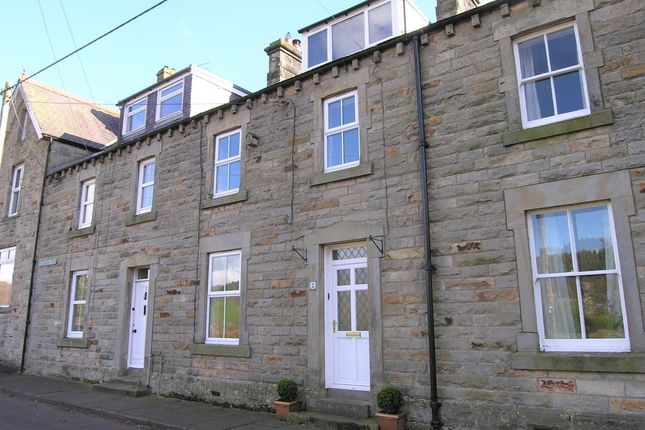 Thumbnail Town house for sale in South Terrace, Rothbury, Morpeth