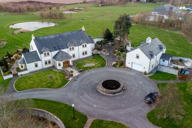 Thumbnail Detached house for sale in Murroes House, Broughty Ferry, Dundee