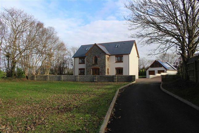 Thumbnail Detached house for sale in Blackbridge Drive, Milford Haven