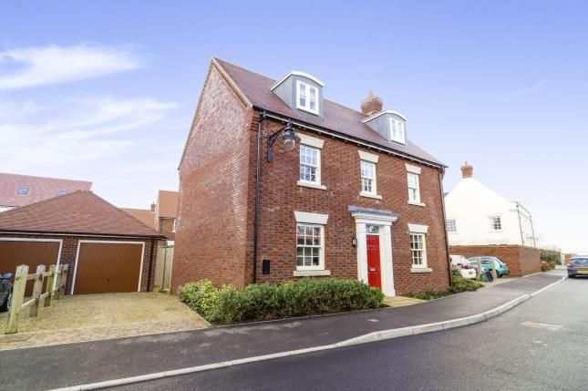 Thumbnail Detached house for sale in Hillrick Crescent, Yeovil