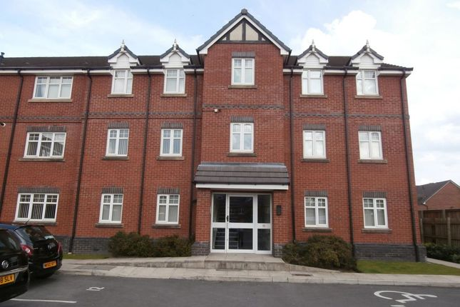 2 bed flat for sale in Linnyshaw Close, Bolton
