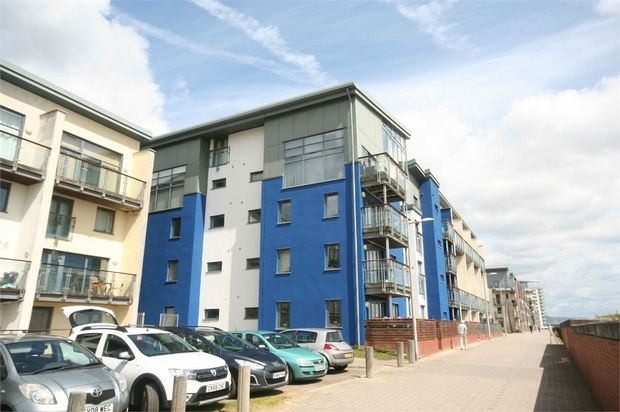 Thumbnail Flat to rent in St Christopher's Court, Maritime Quarter, Swansea