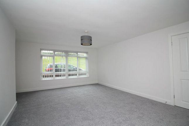 Spacious Lounge of Warren Close, Rhydyfelin, Pontypridd CF37