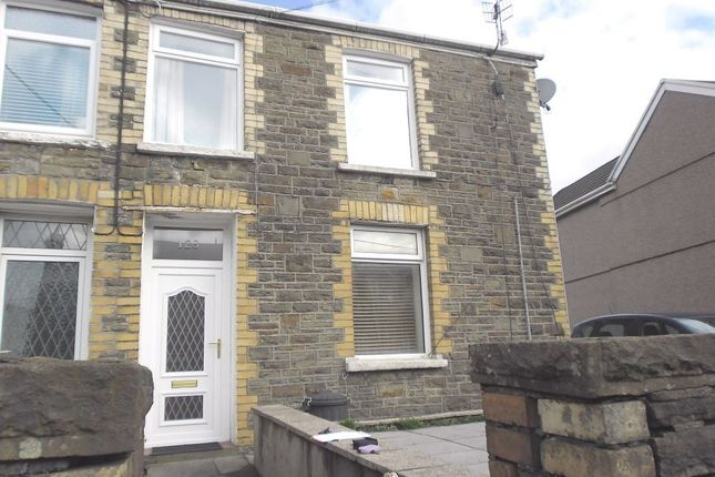 Thumbnail Flat for sale in Bridgend Road, Maesteg