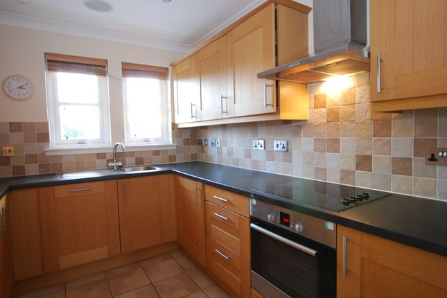 Thumbnail Flat to rent in Crown Apartments, Inverness
