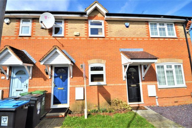 Thumbnail Terraced house to rent in Quendell Walk, Hemel Hempstead Industrial Estate, Hemel Hempstead