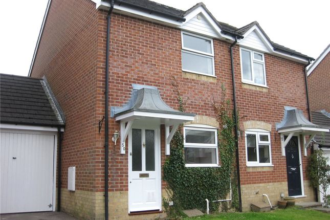 2 bed semi-detached house to rent in Harrington Close, Newbury RG14