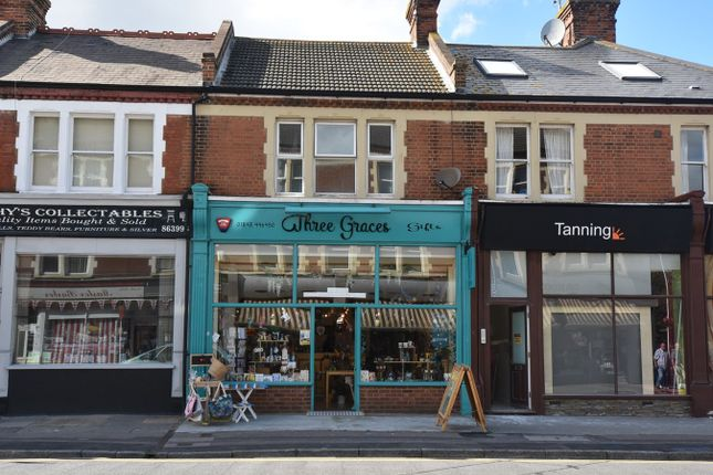 Thumbnail Commercial property for sale in The Broadway, Broadstairs