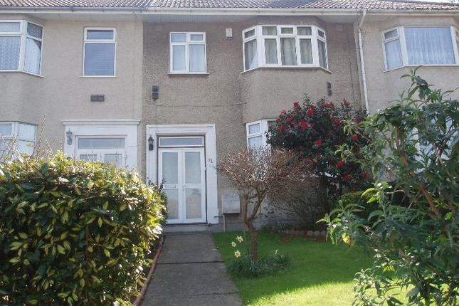 Thumbnail Terraced house to rent in Callington Road, Brislington, Bristol