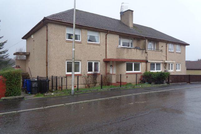 Thumbnail Flat to rent in Greenend Avenue, Johnstone, Renfrewshire