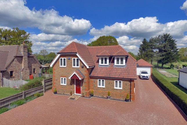 Thumbnail Detached house for sale in Tenterden Road, Biddenden, Kent