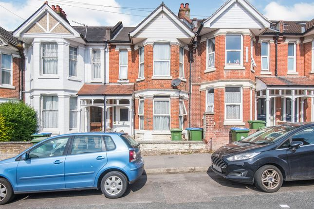Thumbnail Terraced house for sale in Tennyson Road, Southampton