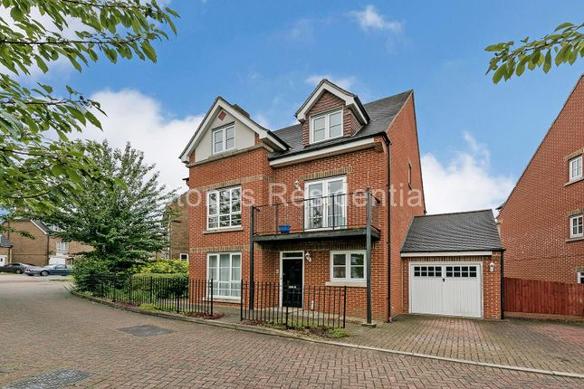 Thumbnail Detached house for sale in Goodhall Close, Stanmore