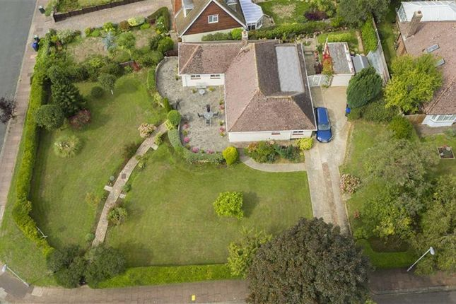 Thumbnail Detached bungalow for sale in Uplands Avenue, Worthing, West Sussex