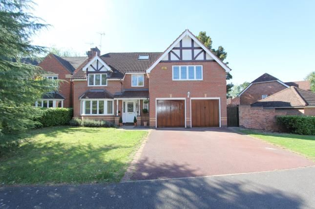 Thumbnail Detached house for sale in Berkeley Crescent, Upper Saxondale, Radcliffe On Trent, Nottingham