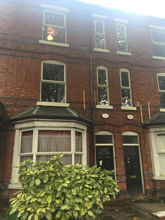 Thumbnail Shared accommodation to rent in Lenton Blvd, Nottingham