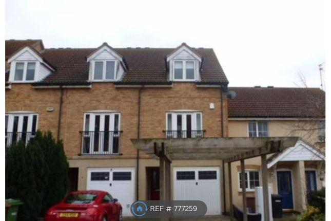 Thumbnail Terraced house to rent in St. Katherines Mews, Hampton Hargate, Peterborough