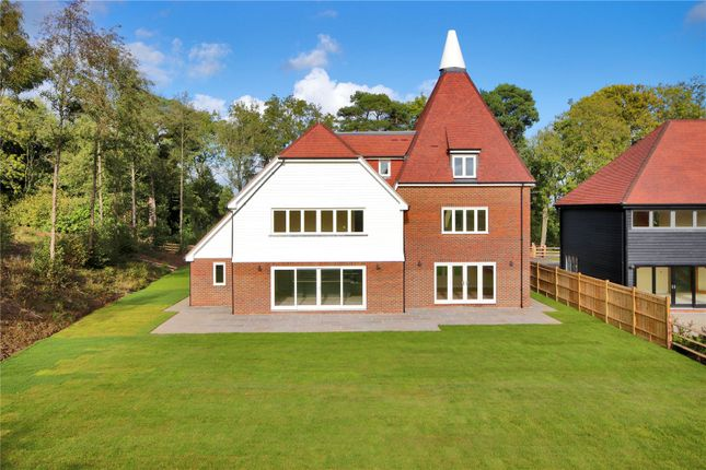 Thumbnail Detached house for sale in Melfort Farm, Wadhurst Road, Frant, Tunbridge Wells