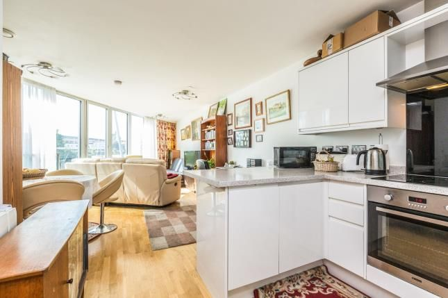 Kitchen of The Eye, Glass Wharf, Bristol BS2