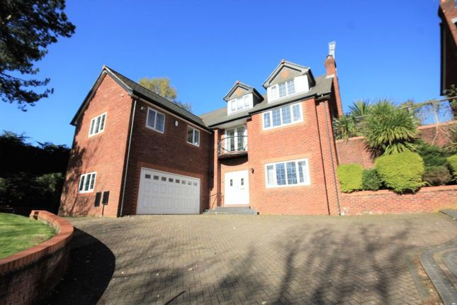 Thumbnail Detached house for sale in 29 West Road, Prenton