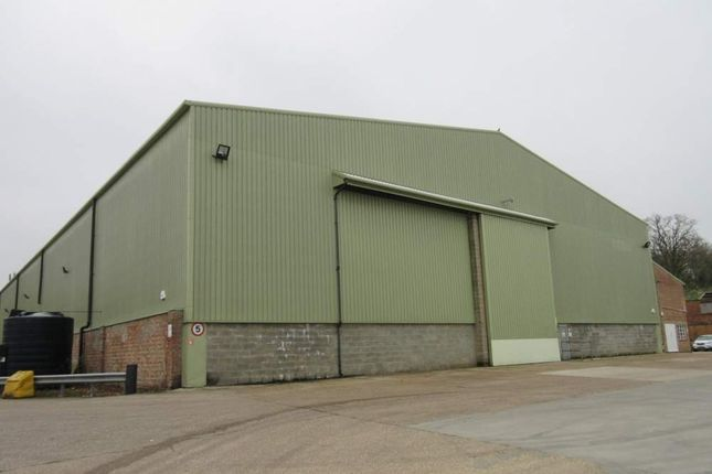 Thumbnail Warehouse to let in Part Building K, Alpha 319, Chobham Business Centre, Chobham, Surrey