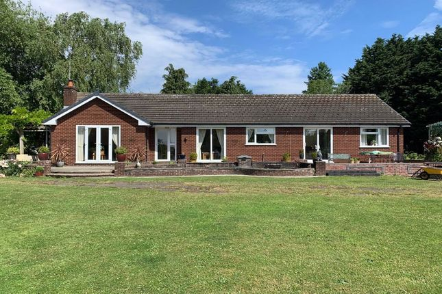 Thumbnail Land for sale in Station Road, Winsford, Cheshire