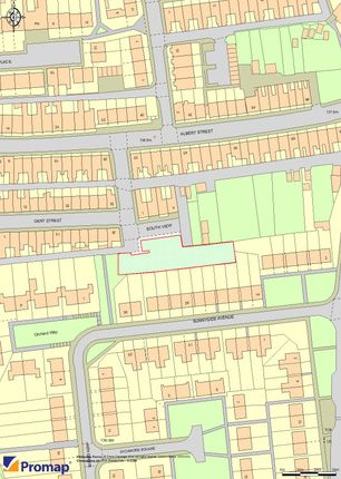 Thumbnail Land for sale in South View, Shildon