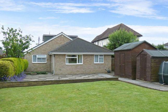 Thumbnail Detached bungalow for sale in Windsor Road, Durrington, Salisbury