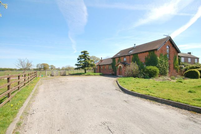 Thumbnail Barn conversion for sale in Herbert Street, Crewe