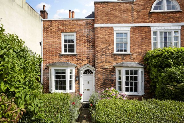 Thumbnail Semi-detached house for sale in Church Street, Ewell, Epsom, Surrey