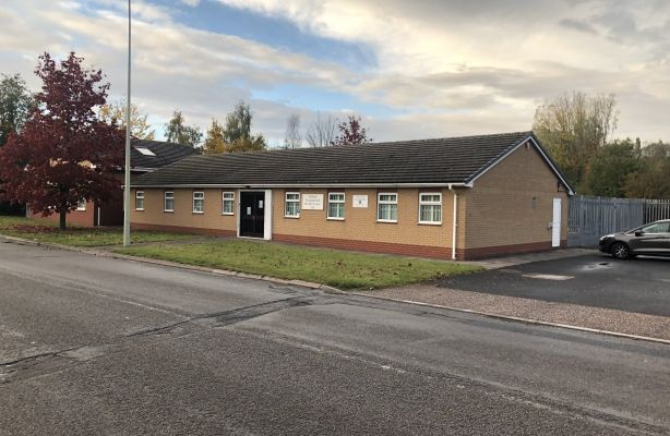Thumbnail Office for sale in Telford Occupational Health Centre, Halesfield 13, Telford, Shropshire