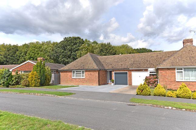 Thumbnail Semi-detached bungalow for sale in Fieldway, Broad Oak, Brede, East Sussex