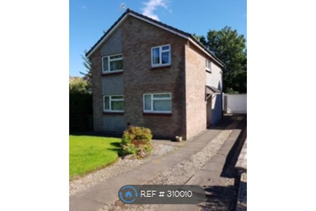 Thumbnail Detached house to rent in Forgan Gardens, Bishopbriggs, Glasgow