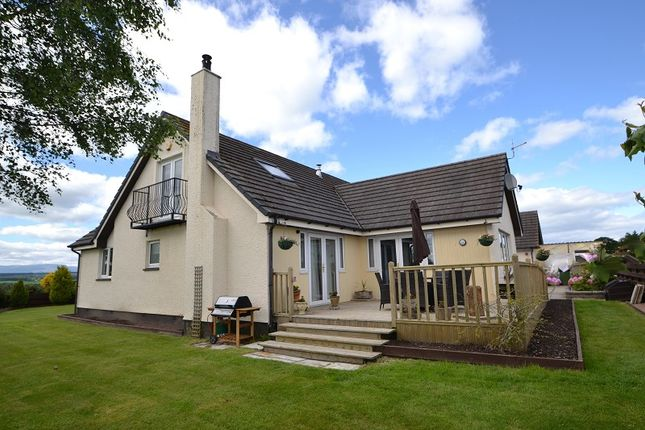 Thumbnail Detached house for sale in Kishmuil Croftnacreich, North Kessock, Inverness.
