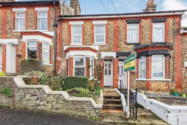 3 bed terraced house for sale in Nightingale Road, Dover, Kent, . CT16