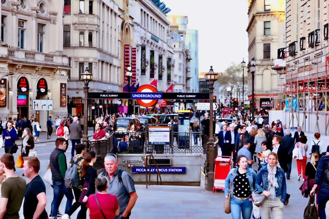 Thumbnail Restaurant/cafe to let in Piccadilly Circus, London