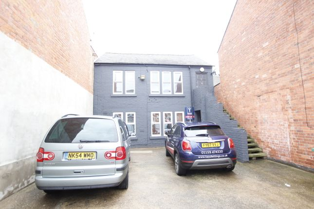Thumbnail Flat to rent in Exeter Road, Forest Fields, Nottingham