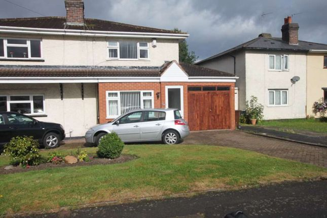 2 bed semi-detached house to rent in 12 Ellards Drive, Wolverhampton WV11