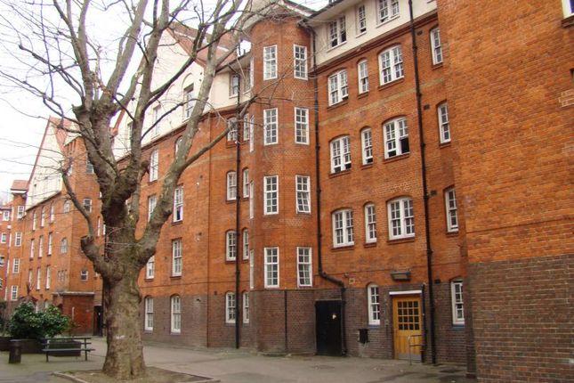 Thumbnail Flat to rent in Camlet Street, London