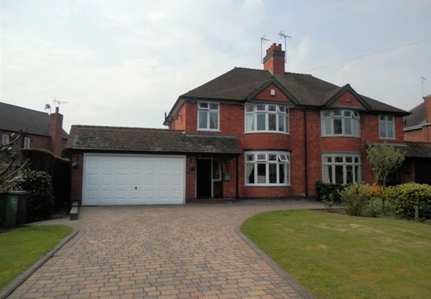 Thumbnail Semi-detached house to rent in Witherley Road, Atherstone