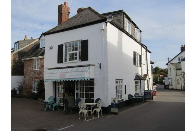 Thumbnail Restaurant/cafe for sale in Oh Sew, Lympstone