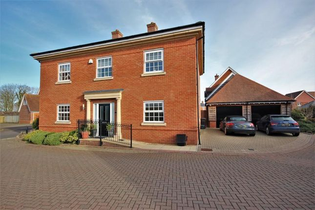 Detached house for sale in Stevenson Close, East Hanney, Wantage