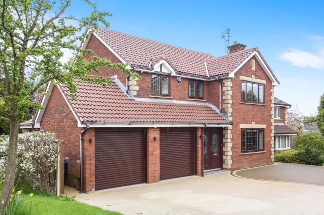 Thumbnail Detached house for sale in Wyne Close, Hazel Grove, Stockport, Greater Manchester
